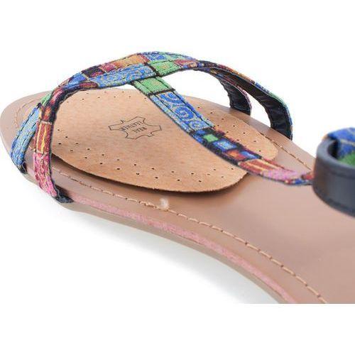 Skórzane pół wkładki do butów ze skóry naturalnej - wklejane (5903021523457)