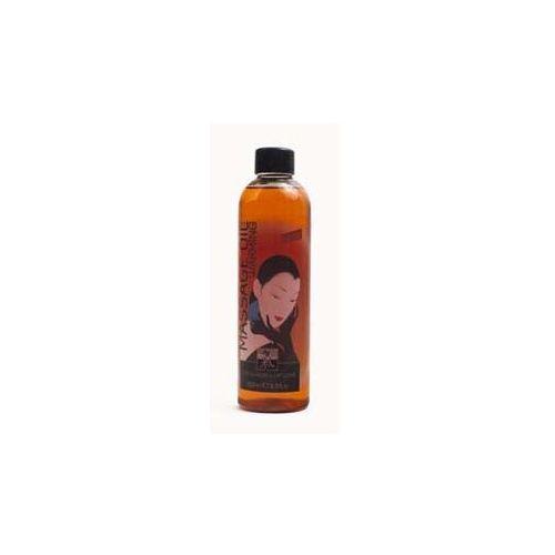 Rozgrzewający olejek do masażu ciała shiatsu warming 250 ml 66006 marki Hot