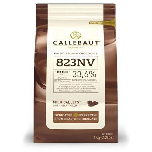 . mleczna czekolada 823 - 1 kg marki Callebaut