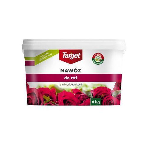Nawóz do róż z mikroelementami 4 kg marki Target