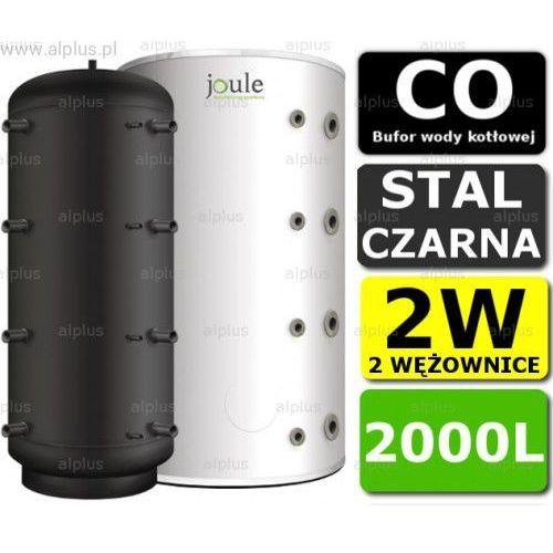 Joule Bufor 2000l 2w zbiornik buforowy akumulacyjny co z 2 wężownicami wysyłka gratis!