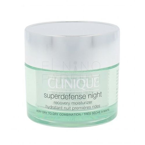Clinique superdefense krem na noc 50 ml dla kobiet