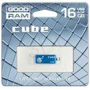 Produkt GOODRAM FLASHDRIVE 16GB USB 2.0 CUBE