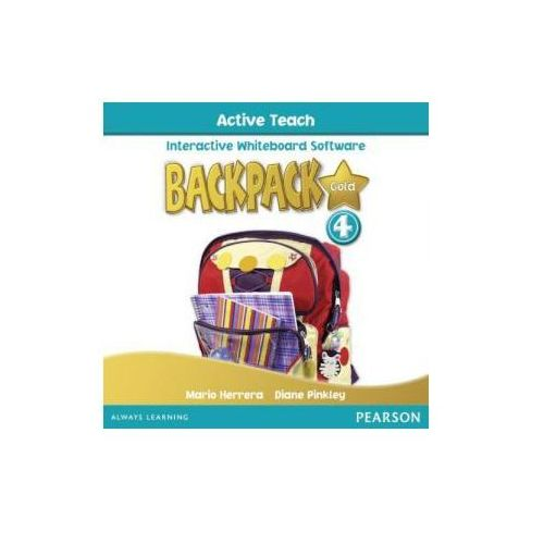 Backpack Gold 4 - Active Teach [Oprogramowanie Tablic Interaktywnych]
