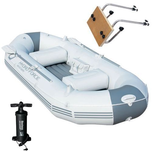Bestway Marine Pro ponton, łódka z mocowaniem silnika (8718475924050)