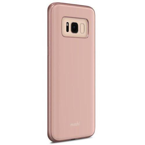 Moshi Tycho - Etui Samsung Galaxy S8 (Blush Pink) (4713057252013)