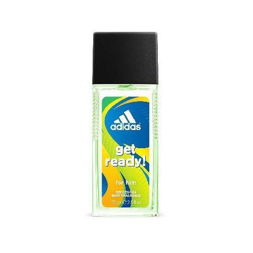 get ready! 75 ml dezodorant z atomizerem marki Adidas