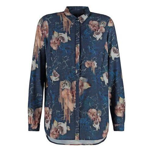YAS YASEDGECLIFF Koszula navy blazer - oferta [05f6d1a2ef5375f5]