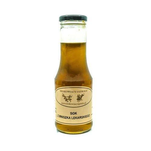 Sok z mniszka lekarskiego - 300 ml marki Krakowiacy i górale