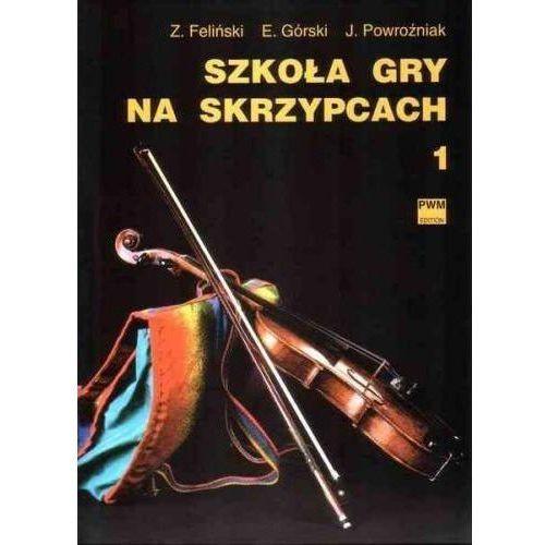 Polskie wydawnictwo muzyczne Szkoła gry na skrzypcach cz.1 w.2018 pwm (9790274020705)