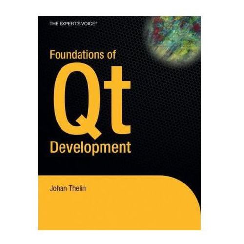Foundations of QT Development (9781590598313)