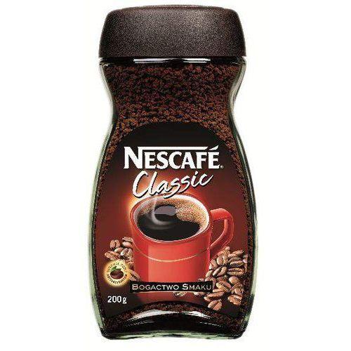 Kawa rozpuszczalna classic 200 g. - x03618 marki Nescafe