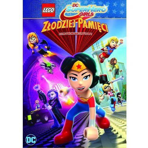 Galapagos Film lego® dc super hero girls: złodziej pamięci