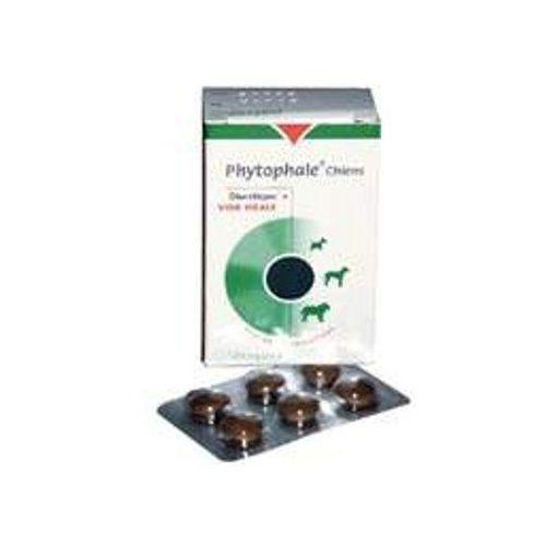 Phytophale Chiens 30tabl. środek moczopędny dla psów (witaminy dla psów)