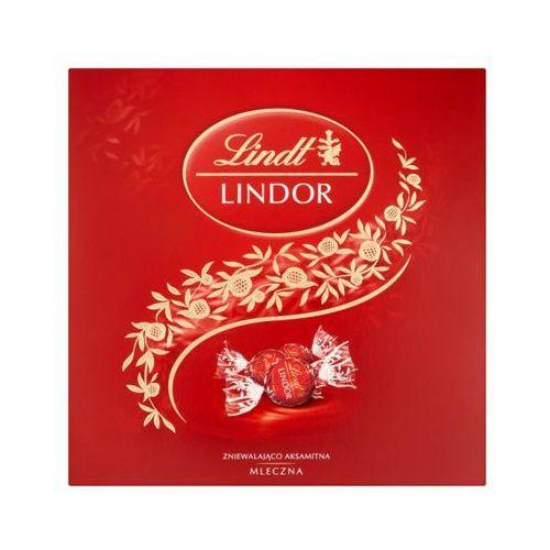 150g lindor milk box bombonierka marki Lindt