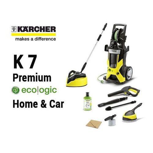 K7 Premium ecologic Home marki Karcher - myjka ciśnieniowa