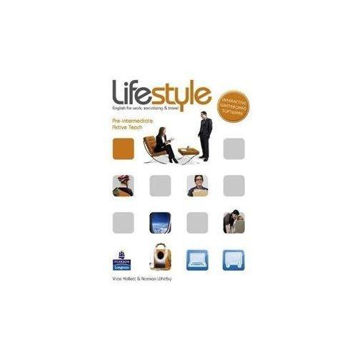Lifestyle Pre-Intermediate Active Teach. Oprogramowanie Tablicy Interaktywnej (9781408259931)