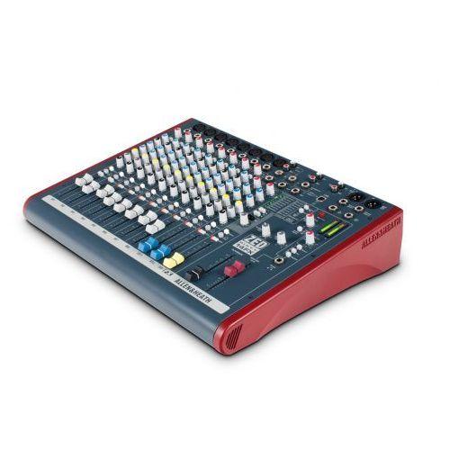Allen&heath zed60 14fx mikser dźwięku z procesorem efektów, potencjometry suwakowe 60mm marki Allen & heath