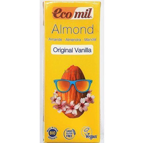 Napój, Mleko Migdałowe o Smaku Waniliowym BIO 200 ml EcoMil (8428532192239)