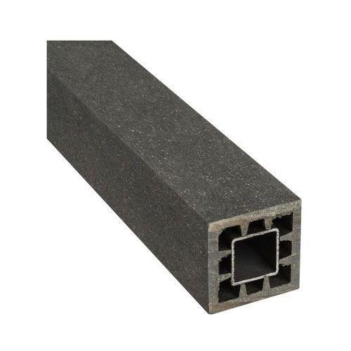 Kantówka kompozytowa 6x6x105 cm antracytowa WPC WINFLOOR (5908443048236)