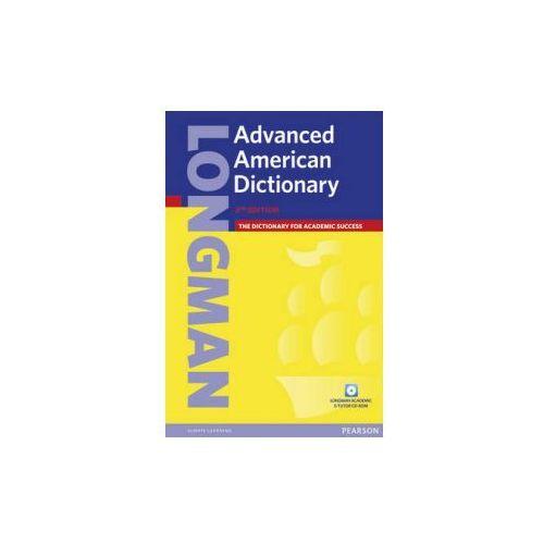 Longman Advanced American Dictionary + CD (1863 str.)