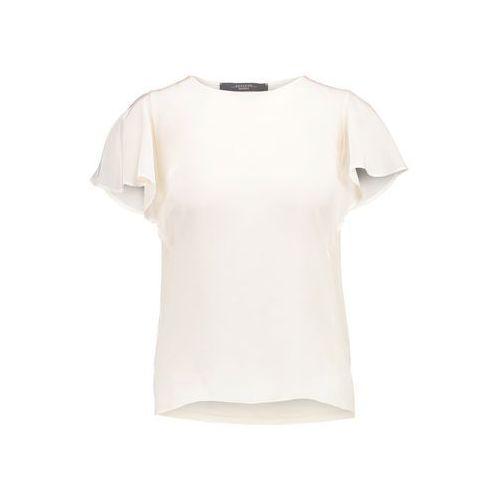 WEEKEND MaxMara PERDONI Tshirt z nadrukiem offwhite