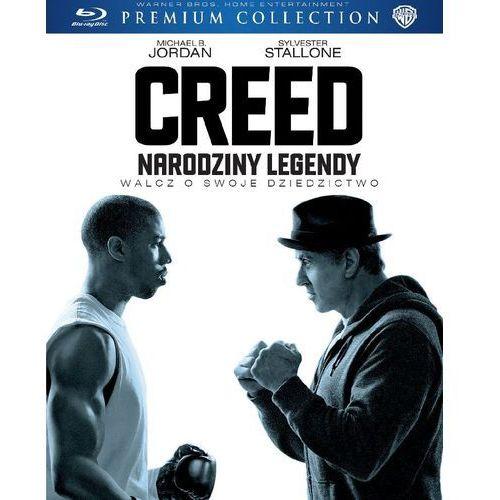 Creed: Narodziny legendy Premium Collection (Blu-ray) - Ryan Coogler DARMOWA DOSTAWA KIOSK RUCHU (7321996340622)