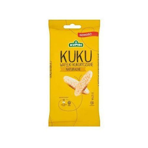 Kupiec Wafle kukurydziane naturalne 36 g