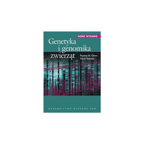 Genetyka i genomika zwierząt. darmowy odbiór w niemal 100 księgarniach! marki Krystyna m. charon