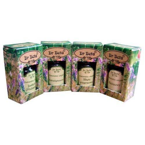 Olejek eukaliptusowy do kominka aromaterapeutycznego marki Dr beta