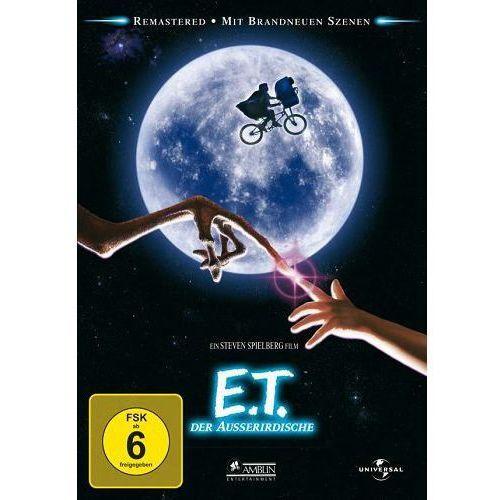E.T [DVD] - Wydanie Zachodnie (3259190529724)