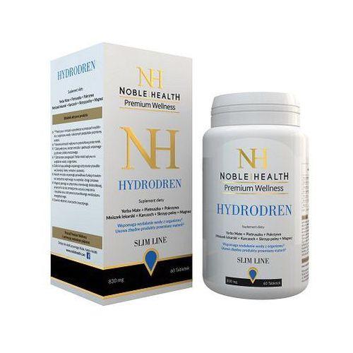 Hydrodren – pozbądź się nadmiaru wody z organizmu.