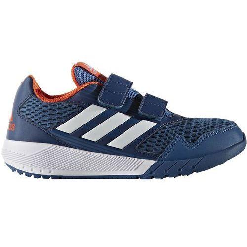 adidas Performance ALTARUN Obuwie do biegania treningowe core blue/white/mystery blue (4057283697874)