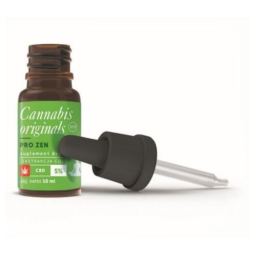 Olejek CBD PRO Zen 5% 10ml Cannabis originals