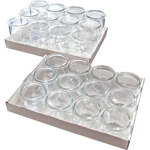 Aps Słoik szklany 0,08 l, zestaw 12 sztuk | , 82370