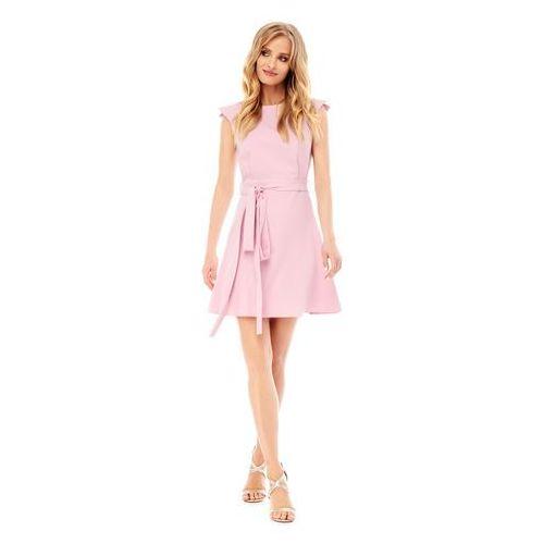 Sugarfree Sukienka visteria w kolorze różowym