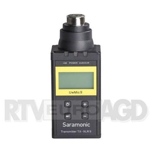 Saramonic nadajnik tx-xlr9 do bezprzewodowego mikrofonu uwmic9