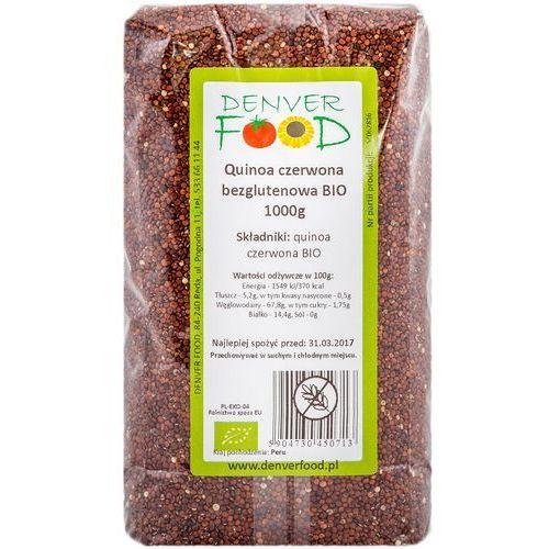 Soczewica Czerwona Bezglutenowa BIO 1 kg Denver Food