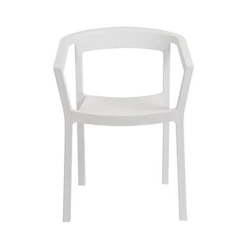 Krzesło peach białe marki Resol