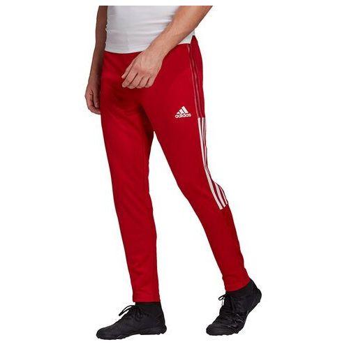 Spodnie męskie tiro 21 training czerwone gj9869 marki Adidas