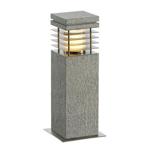 Spotline Lampa stojąca ogrodowa arrock granite 40 1x15w e27 ip44 granit 231410