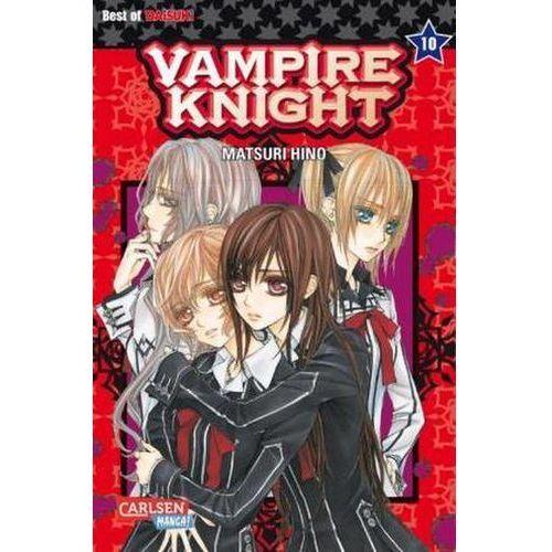 Vampire Knight. Bd.10