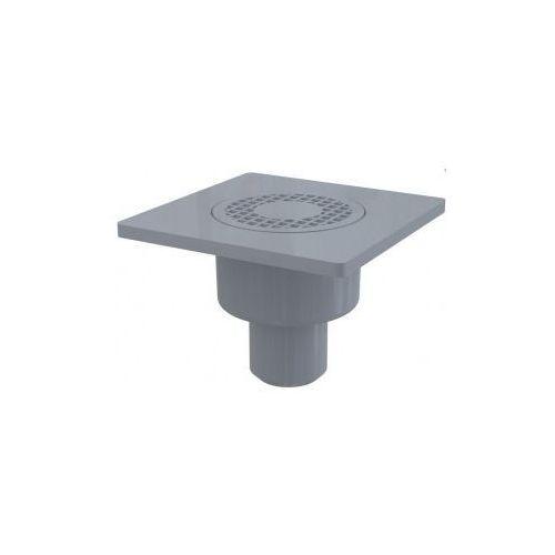 Kratka ściekowa plastikowa 150x150 mm odpływ pionowy  APV4, produkt marki Alcaplast