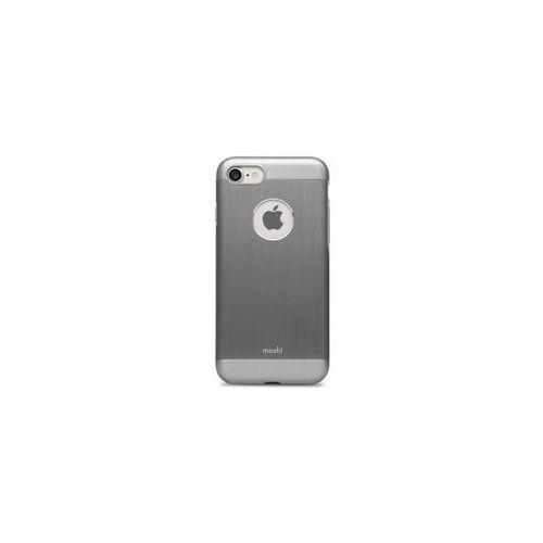 armour - etui aluminiowe iphone 7 (gunmetal gray) marki Moshi