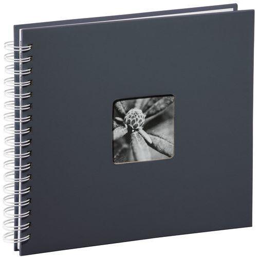 Album HAMA Fine Art Białe kartki 50 stron Szary (28x24cm)