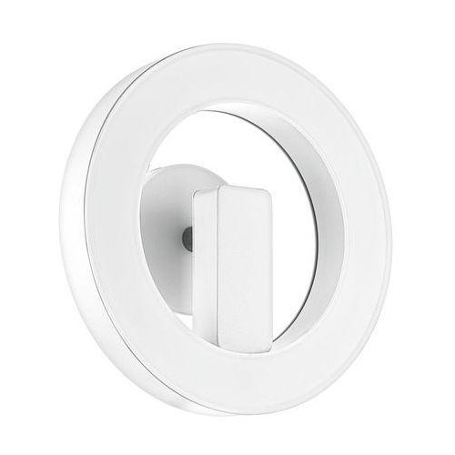 Eglo Plafon alvendre-s 95905 lampa oprawa sufitowa ścienna 1x24w led chrom / biały (9002759959050)