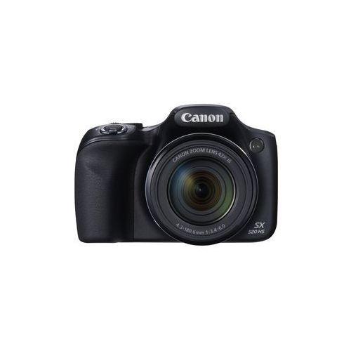 Canon PowerShot SX520 z kategorii [aparaty cyfrowe]