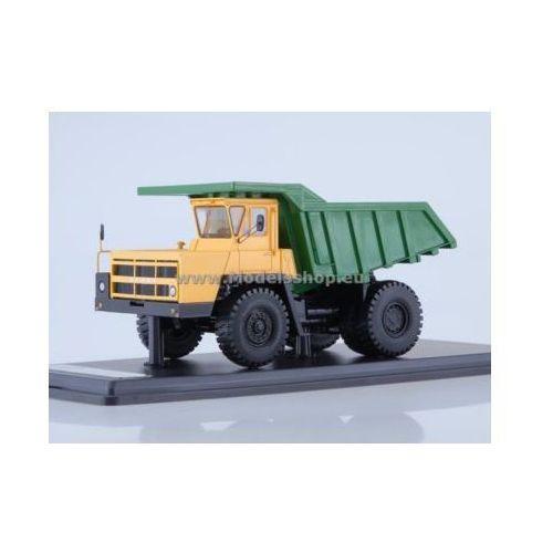 Belaz-7522 quarry dump truck (yellow/green) - darmowa dostawa!!! marki Ssm