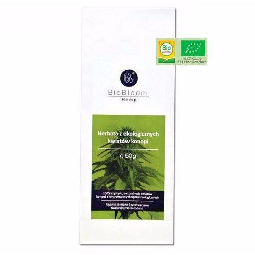 Herbata z kwiatów konopi Bio Bloom