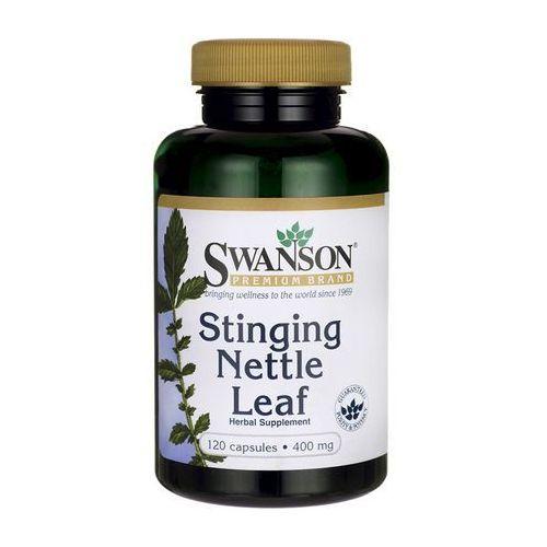 Kapsułki Swanson Pokrzywa (Nettle Leaf) 400mg 120 kaps.